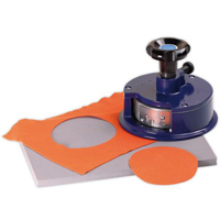 Sample Cutter for determination of weight in gm2