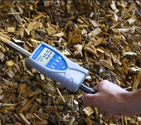 Wood Chip Moisture Meter