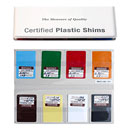 Certified Plastic Shim testing Positector