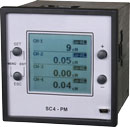 SC4-PM Panel mount digital display unit