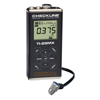 Ultrasonic Wall Thickness Gauge - TI-25MX