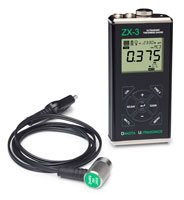 Dakota ZX-3 Ultrasonic Thickness Gauge