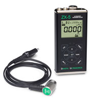 Dakota ZX-5 Ultrasonic Thickness Gauge