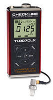 TI-007DLX Precision Ultrasonic Wall Thickness Gauge