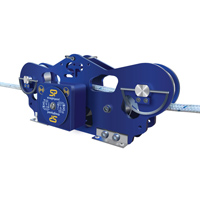 rental tension meter for leader ropes