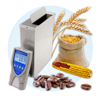 Grain & Food Moisture Meters