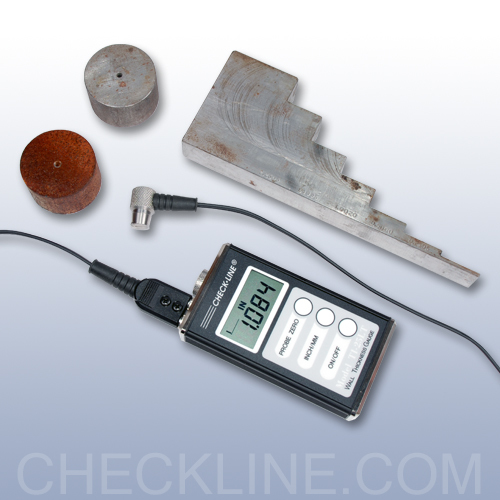 Ultrasonic Steel Thickness Gauge Ti 25lt Gage