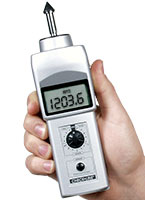 DT-105A Hand-Held Tachometer