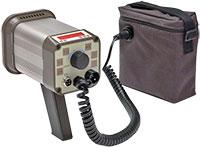 Digital Stroboscope with External Battery