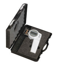 ZEF ZED Digital Tension Meter supplied as a complete kit