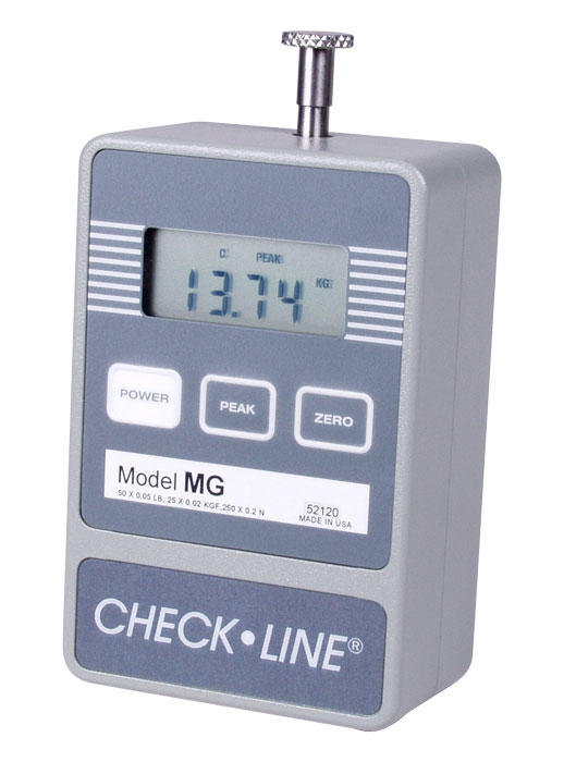 MG force gauge Mark-10