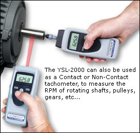 Yarn Speed Meter Yarn Length Meter Ysl 2000hd