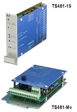TS481 Strain Gauge Measurement Amplifier