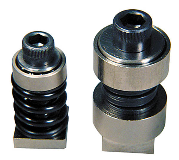 SJ-50, SJ-100, SJ-200 - Spring adapter run-downs