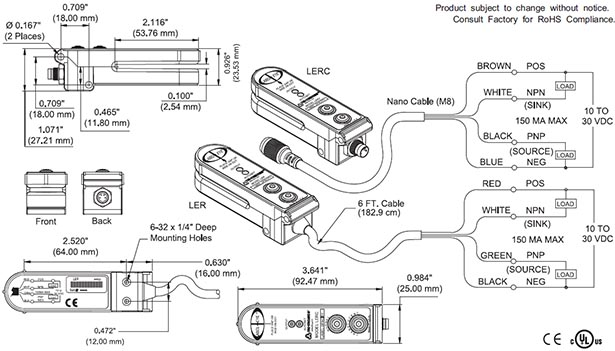 Label Sensor drawing