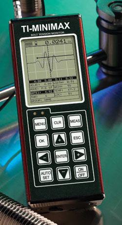 bolt tension monitor TI-MINIMAX