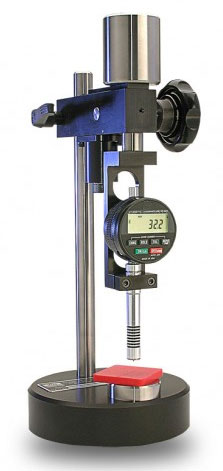 os-2H durometer operating stand with RX-DD