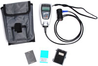 3000EZ-E Coating Thickness Gauge is supplied as a complete kit