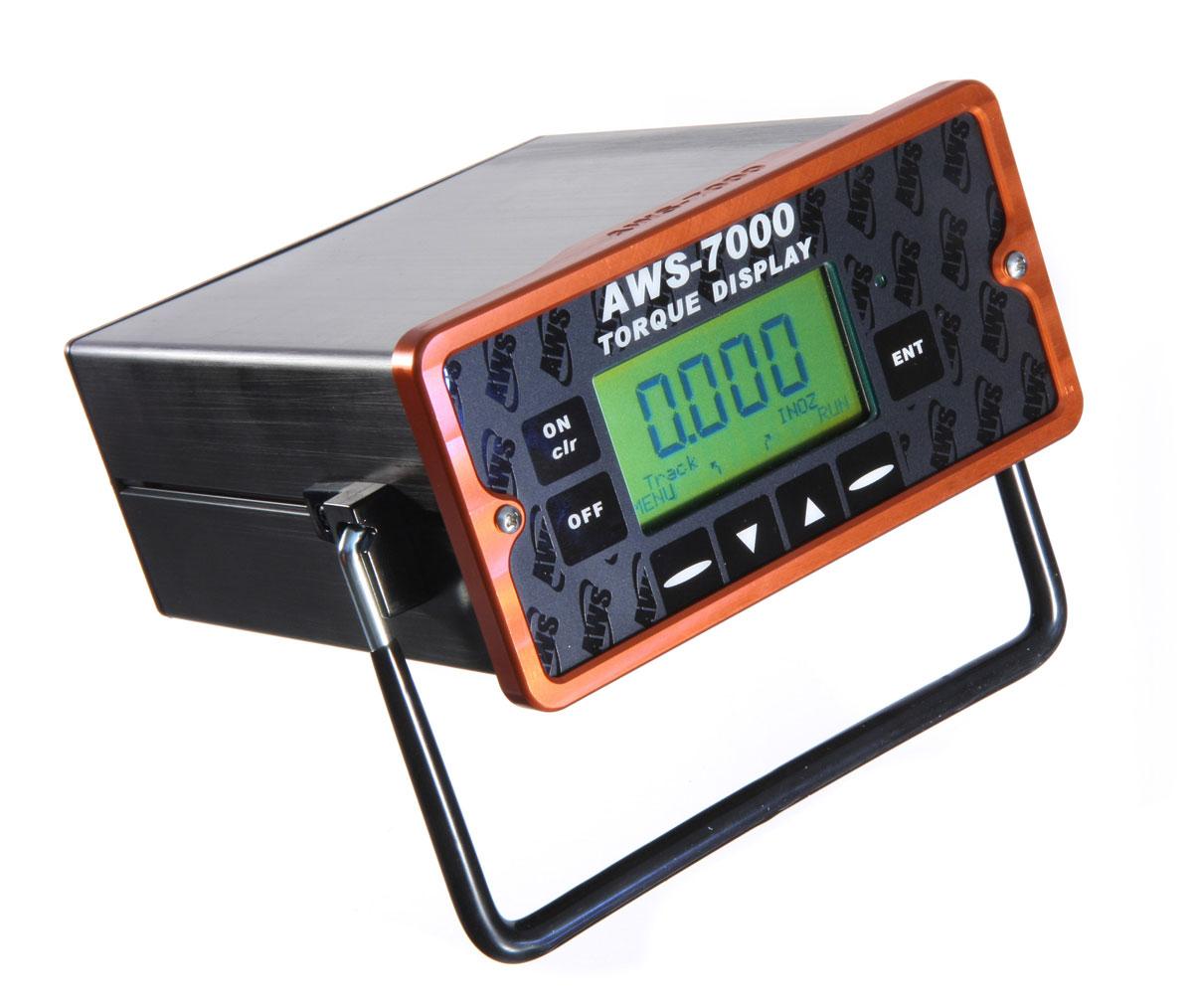 aws-7000 torque display