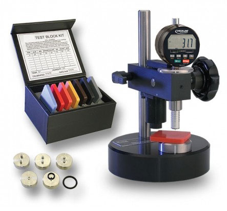 O-Ring Digital Durometer Test Kit