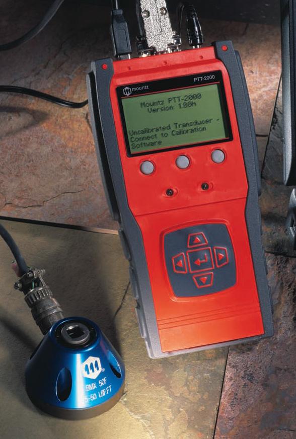Mountz PTT-2000 Torque Display Analyzer