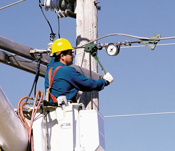 How to measure Cable Tension and Guy Wire Tension ...