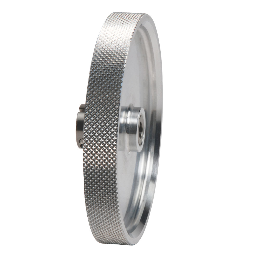 12 inch Circumference Knurled Aluminum Measuring Wheel