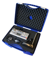 MST Tension Meter is supplied in a fitted carrying case