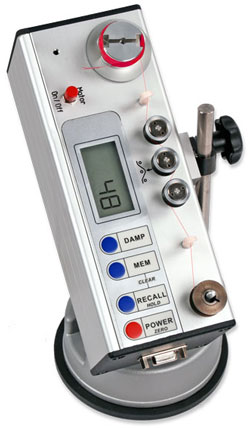 Tension Meter for Setting Sewing Machines