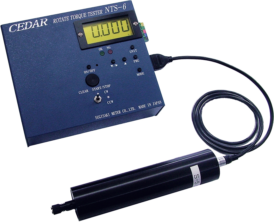 nts-6 Friction Torque Tester