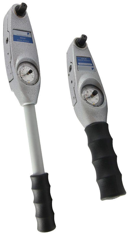 DS ADS Dial Torque Wrench, Gedore, Mountz