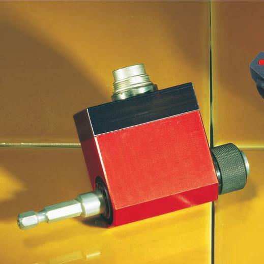 Mountz RTSX-A Rotary Torque and Angle Transducer