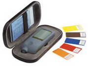 PosiTest DFT Coating Thickness Gage is supplied as a complete kit