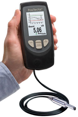 Positector 6000 Micro Probe Coating Thickness Gauge