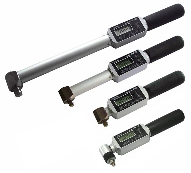 DIW Digital Torque Wrench