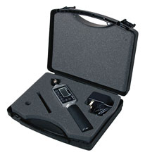 DIW is supplied as a complete kit with carrying case