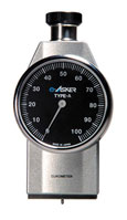 EX Asker Durometer for rubber and plastic hardness testing
