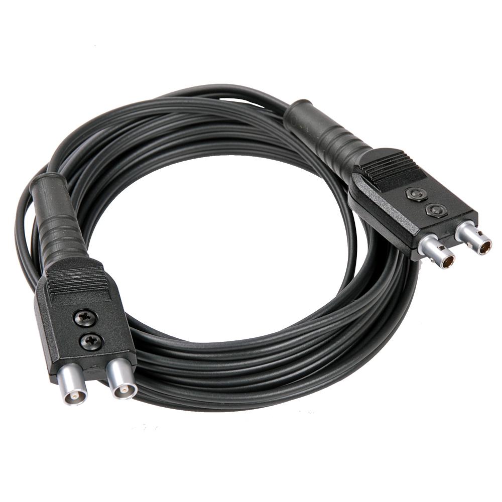 TI-EXT Dual Lemo 00 Extension Cable