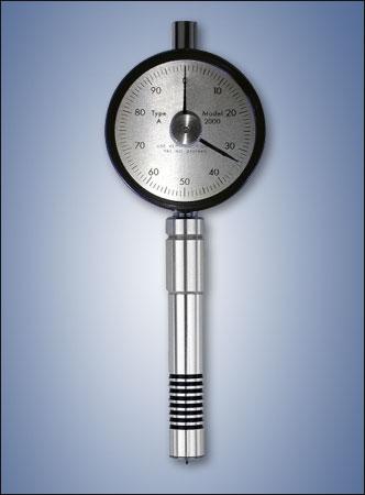 RX-2000 ASTM D-2240 Durometer