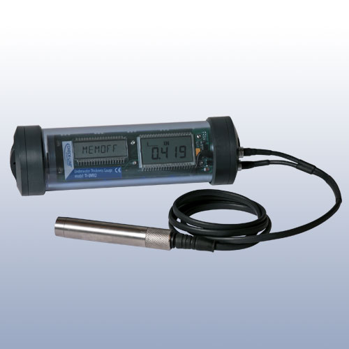 Underwater Ultrasonic Thickness Gauge Ti Umx2 Dakota