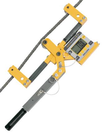 Elevator Cable Tension Meter - Quick Balance Dillon - QB