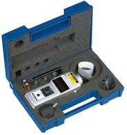 DT-207LR tachometer is supplied as a complete kit
