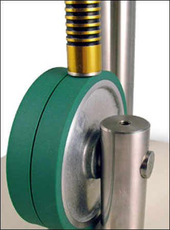 how to use a durometer gauge