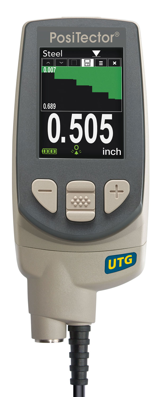 Pt Utg1 C Ultrasonic Thickness Gauge Standard Model