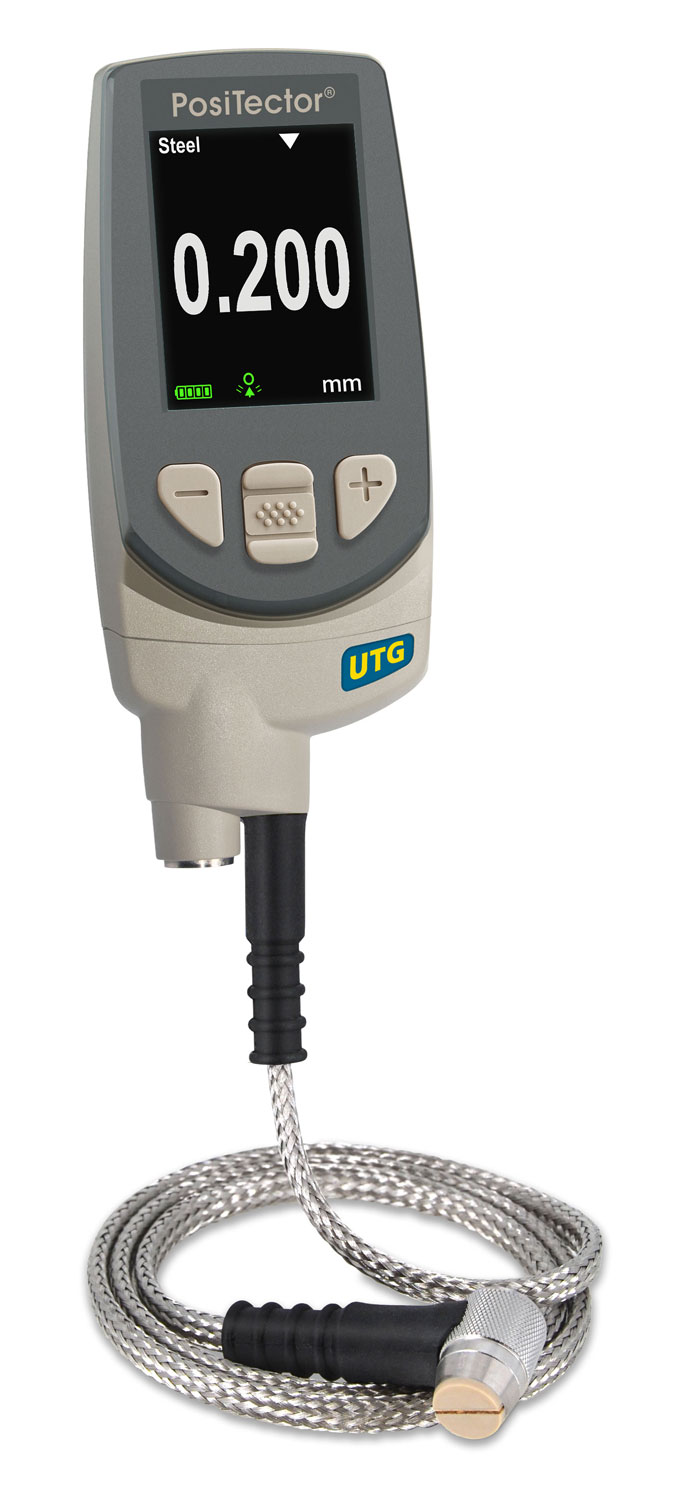 Positector UTG-CX Xtreme Corrosion Coating Thickness Gauge