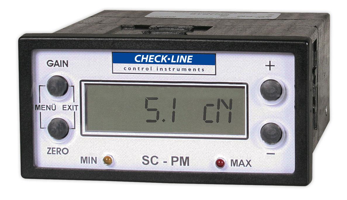 SC-PM Tension Display Unit