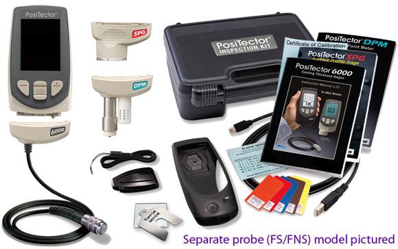 PosiTector Inspection Kit
