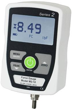 Mark-10 Series 2 digital force gauge