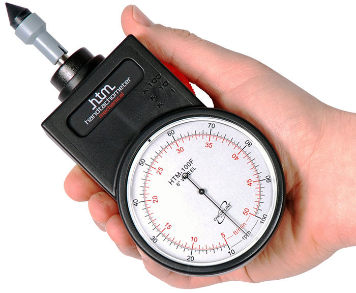 Hand-Held Mechanical Tachometer