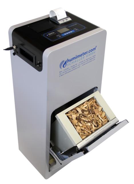 bma bma-2 biomass moisture meter